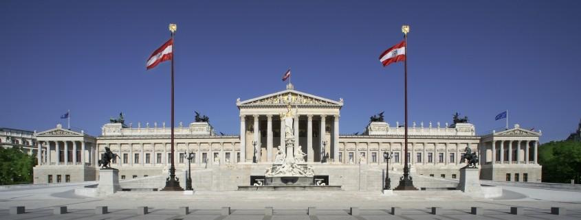 Foto: © Parlamentsdirektion / Peter Korrak