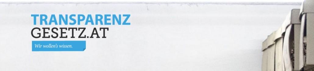 transparenzgesetzAt_logo